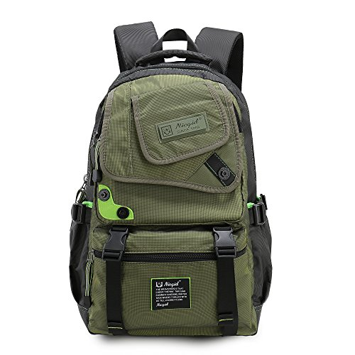 Nicgid Backpack Leisure Shoulders Daypack