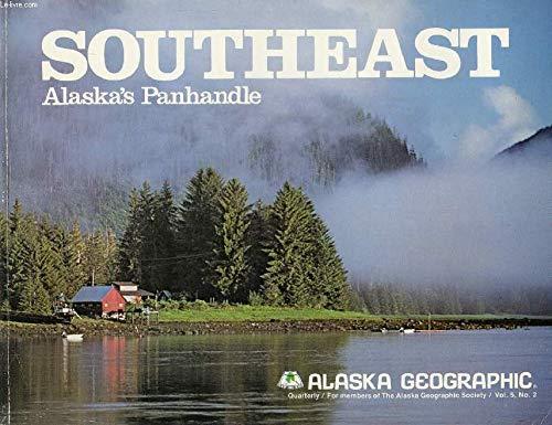 - Southeast, Alaska's panhandle (Alaska geographic)