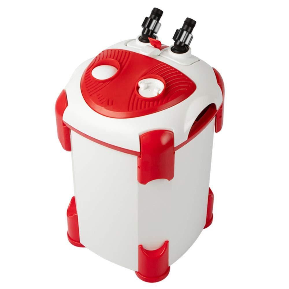 1500L H LIFUREN Fish tank filter Filter barrel External Three in one Mute filter pump More quiet (Size   1500L H)
