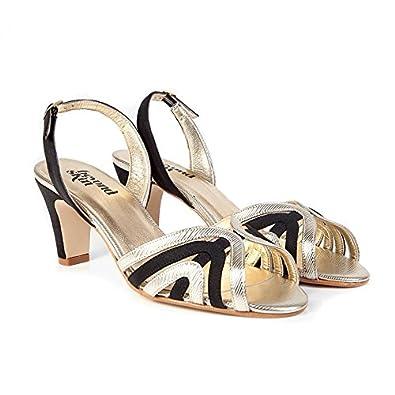 04a2408eb Beyond Skin Vegan Shoes Black Luella Sandals  Amazon.co.uk  Shoes   Bags