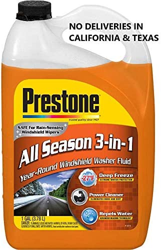 Prestone AS658 Deluxe Windshield Washer product image