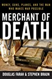 Front cover for the book Merchant of Death by Douglas Farah