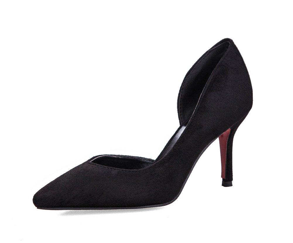 AdeeSu - Zapatos cerrados Para mujer 37.5 EU Negro