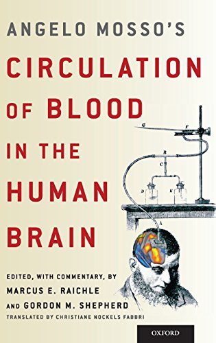 Angelo Mosso's Circulation of Blood in the Human Brain