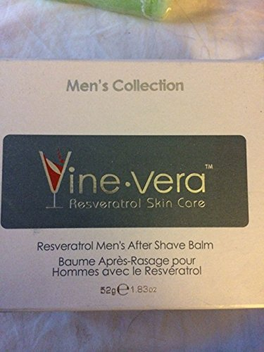 Resveratol Mens after shave balm by Vine Vera by Vine Vera