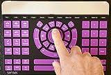 Video Editing Overlay for The Sensel Morph, a