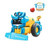 ODEV Educational Toy Robot for Kids, 4 in1 STEM Smart Multiple Programming Kits Games Birthday Gift...