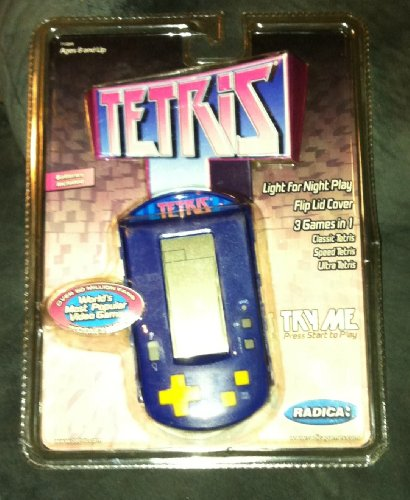 TETRIS - Electronic Handheld Game (Radica) by Radica