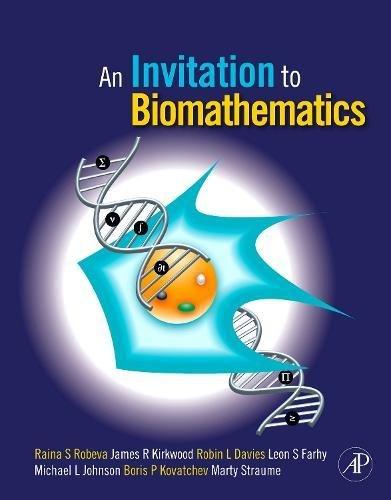 An Pull to Biomathematics