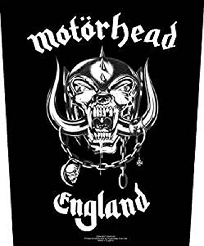 Mot?rhead?-?England Back Patch by Mot?rhead