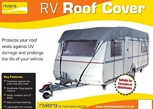Nice Riviera RV Caravan U0026 Motorhome Roof Cover 500 550 Cm