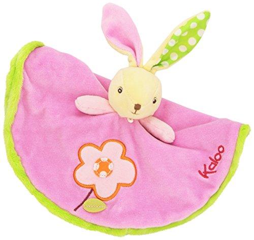Kaloo Colors Round Doudou Rabbit Flower Toy (Toy Soft Doudou)