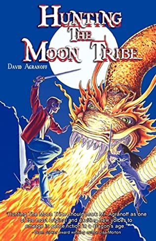 book cover of Hunting the Moon Tribe