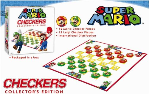 Super Mario Checkers Collector's Edition ()
