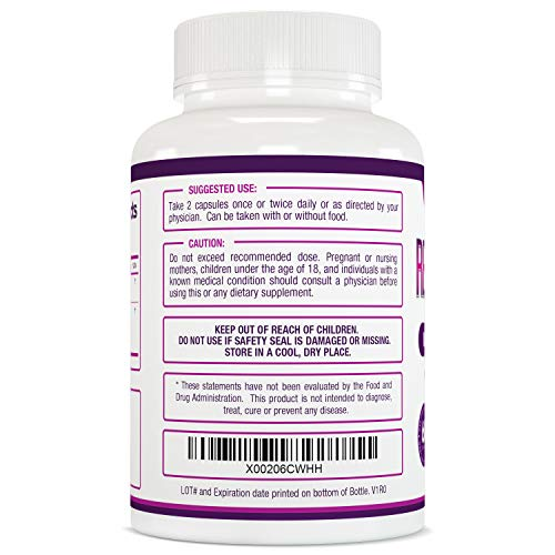 51WaMs2eQzL - Premium Resveratrol Supplement 1500mg - Max Strength Potent Antioxidant, Trans Resveratrol Capsules for Heart Health, Anti-Aging, Immune Health - with Grape Seed & Green Tea Extract - 30 Days Supply