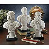 Cheap Design Toscano Italian Renaissance Master Busts Statues