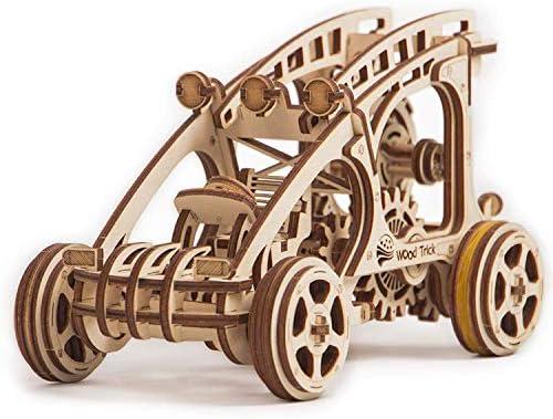 [해외]Dune Buggy Toy Car Mini Wooden Dune Buggy 모델 키트 기계 모델 제작 - 나무 자동차 장난감 - 3D 나무 퍼즐 조립 장난감 에코 나무 장난감 최고의 DIY 장난감 - 소년 소녀용 STEM 장난감 / Wood Trick Dune Buggy Toy Car Mini, Wooden Dune Buggy...