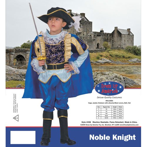 Noble Knight- Toddler T4