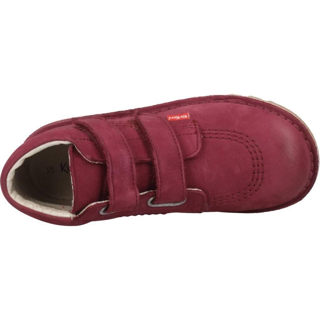 d1bd9545f7dc6e Chaussures et Sacs Bottes & Bottines Mixte bébé Bottes & Bottines Mixte  bébé VA33KICKERS472 Kickers Neovelcro