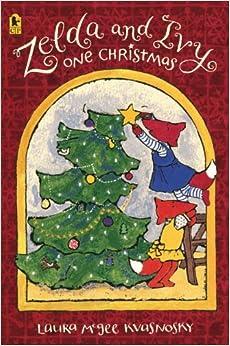 Amazon.com: Zelda and Ivy: One Christmas: Candlewick Sparks ...