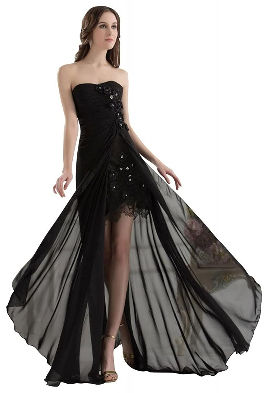 GEORGE BRIDE Timeless Strapless New Design Prom Dress