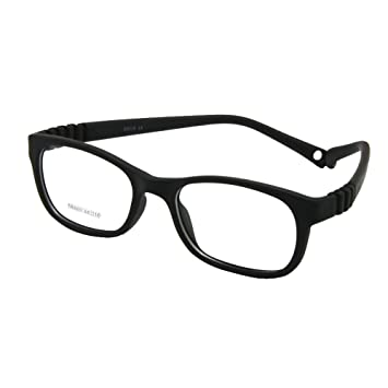 6312a4f81c7f Image Unavailable. Image not available for. Color  EnzoDate Children  Glasses Frame with Strap ...