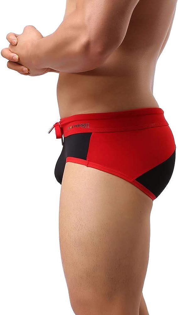 Rybasoar Sexcer Bikini Trunk Swimming Triangle Shorts Swimwear Briefs Swimsuit