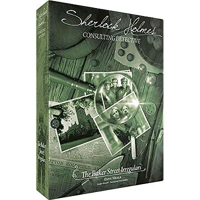 Sherlock Holmes: Consulting Detective - Baker Street Irregulars: Toys & Games