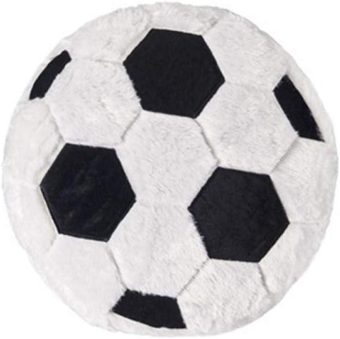 YRBB 45 Cm Creativo Cojín De Asiento En Forma De Balón De Fútbol ...