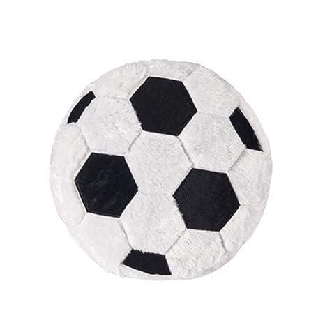 NIANMEI 45 cm Creativo cojín de Asiento en Forma de balón de ...