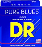 Best Bass Strings - DR Strings PB-45 Pure Blues Bass Guitar Strings Review