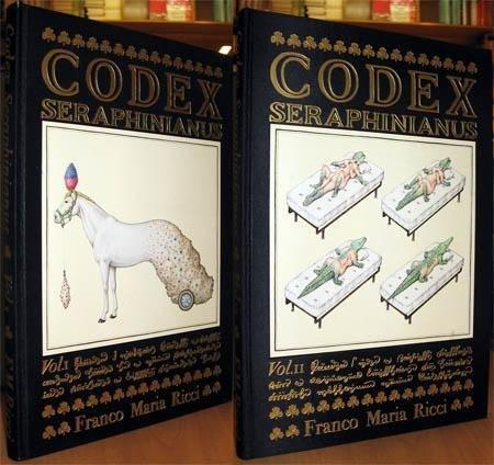 Codex seraphinianus (Latin Edition