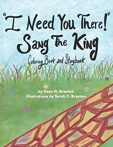 I Need You There! Sang The King (Moments in Heaven) (In Heaven Experiencing The Throne Of God)