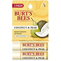 2-Piece Burt's Bees Natural Moisturizing Lip Balm