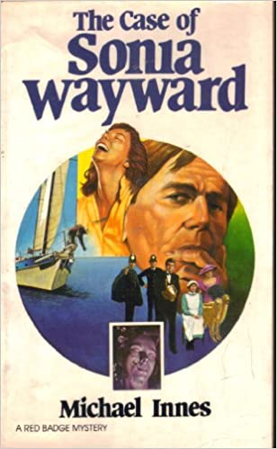 The case of Sonia Wayward (Red badge detective)