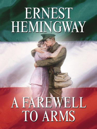 Download A Farewell to Arms (Wheeler Large Print Book Series) ebook