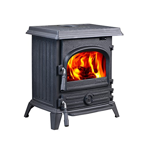 Hi-Flame HF517UBPB Pony Wood Stove
