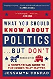 """Engaging and inspiring . . . Reading this book should make you want to vote.""—Barack ObamaIn a world of sound bites, deliberate misinformation, and a political scene colored by the blue versus red partisan divide, how does the average educated Am..."