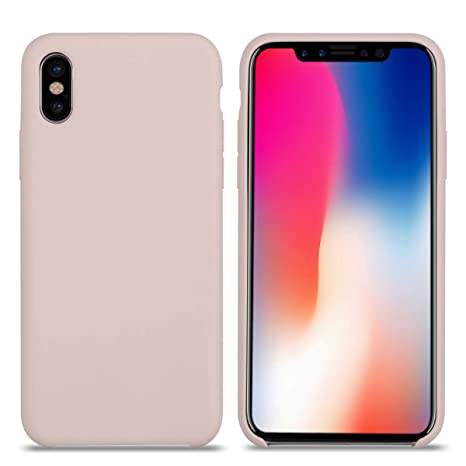 coque rose des sables iphone xs max