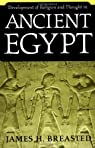 Development of Religion and Thought in Ancient Egypt par Breasted