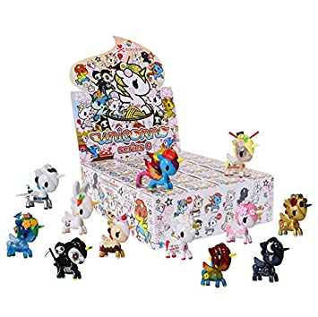 Tokidoki Unicorno Series 6 Vinyle Mini-Figure-Pop Star