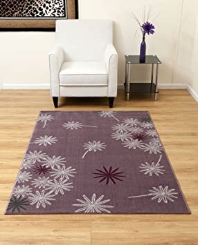 Purple and cream rug roselawnlutheran for Plum and cream rug