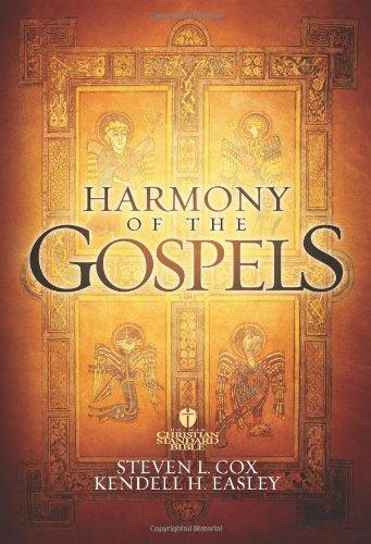 Read Online HCSB Harmony of the Gospels pdf