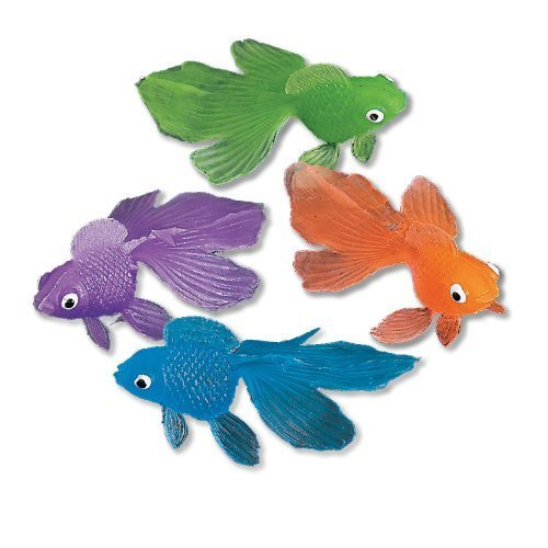 Fun Express Vinyl Goldfish Pack