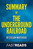 Summary of The Underground Railroad (Oprah's Book Club): by Colson Whitehead   Includes Key Takeaways & Analysis