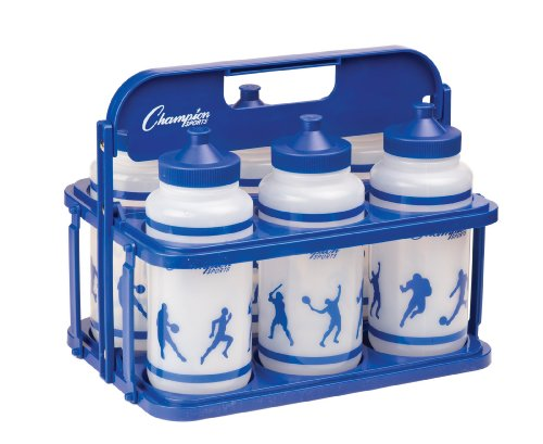 Review Champion Sports Plastic Water