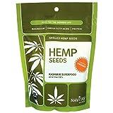 Navitas Organics Hemp Seeds Shelled, 8-Ounce