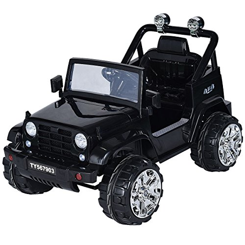 kids ride jeep truck car
