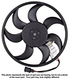 New Premium Quality Condenser Cooling Fan Assembly For Cadillac Northstar - BuyAutoParts 19-20081AN New