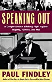 Speaking Out, Paul Findley, 1569766258